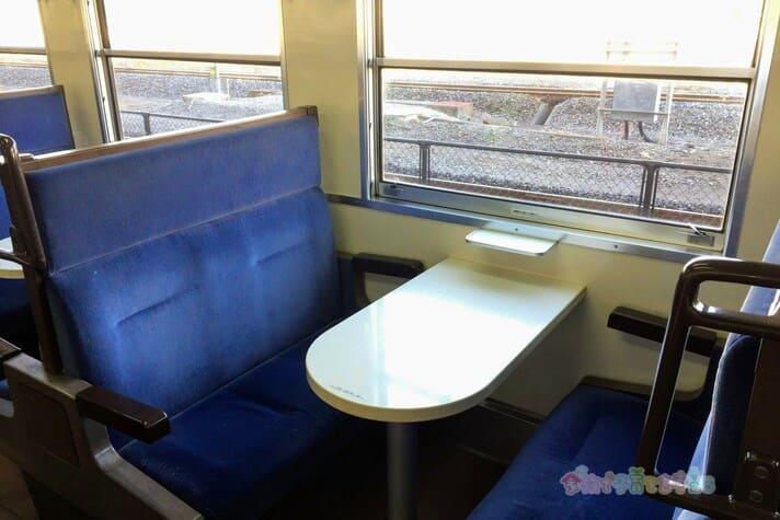 鉄道博物館駅(大宮)ランチトレイン