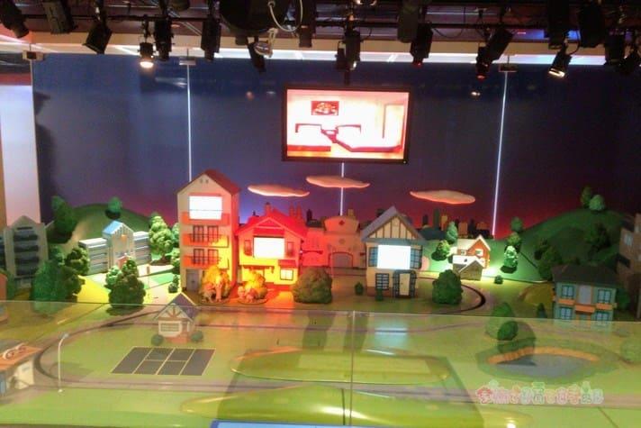 消防博物館のステージショー