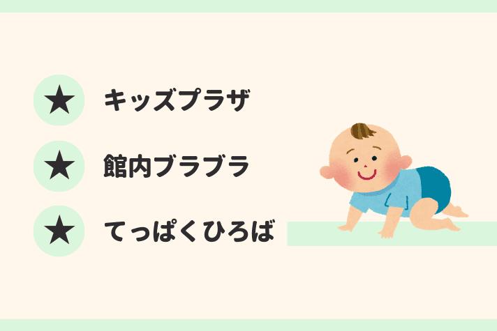 年齢別の鉄道博物館(大宮)の楽しみ方 - 赤ちゃん~乳幼児まで