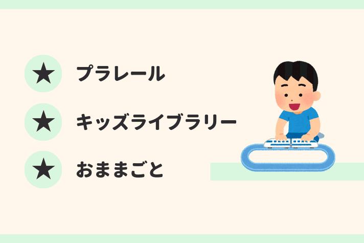 年齢別の鉄道博物館(大宮)の楽しみ方 - 幼児~小学生入学まで